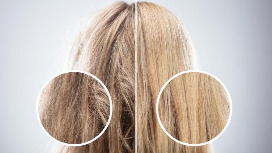 Yıpranmış Ve Sönük Saçlar İçin İpuçları