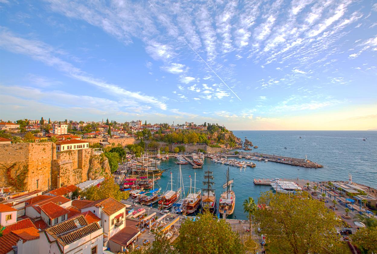 Antalya Tatil Planları Yapanlar İçin Transfer Olanakları